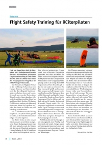 Flight Safety Training am Dolmar 2019 - DULV Bericht